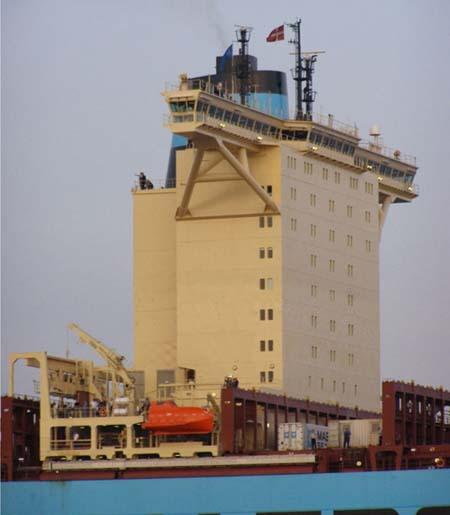 The Emma Maersk 03
