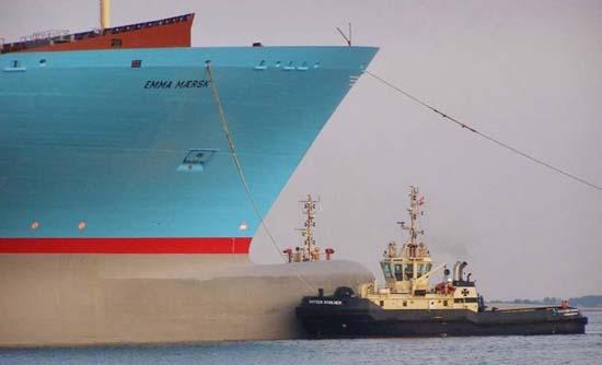 The Emma Maersk 04