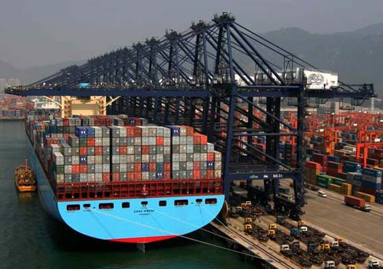 The Emma Maersk 05