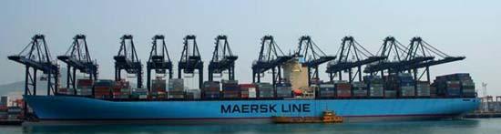 The Emma Maersk 07