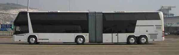 World's Biggest Bus