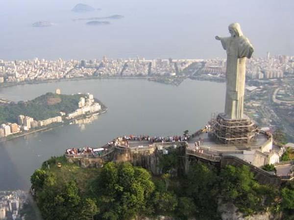 World's Highest Statue Brazil