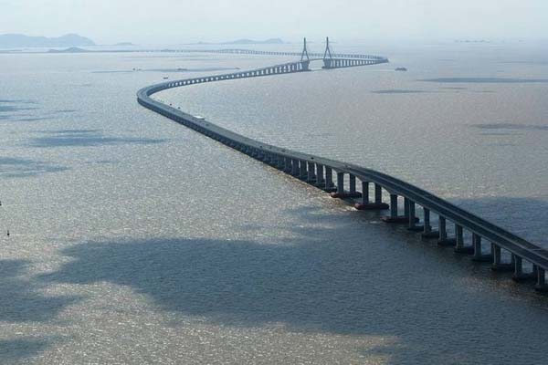 World's Longest Bridge China