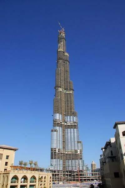 World's Tallest Building Dubai