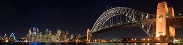 World's Widest Bridge Australia