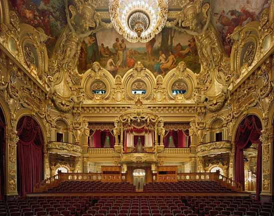 Interior Photographs Of Famous Opera Houses