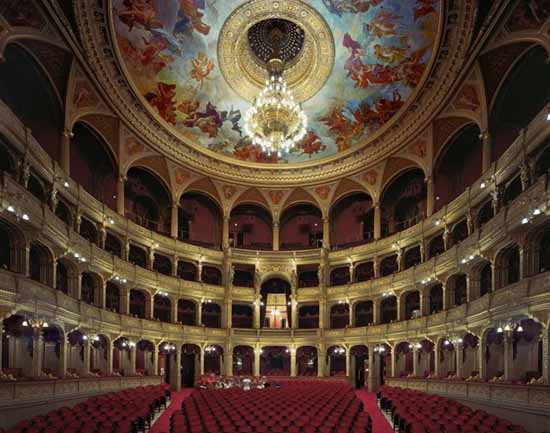 Web4you Interior Photographs Of Famous Opera Houses