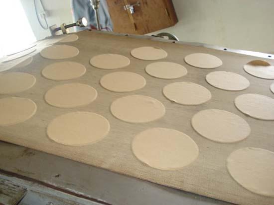 Roti making through Engineering 03