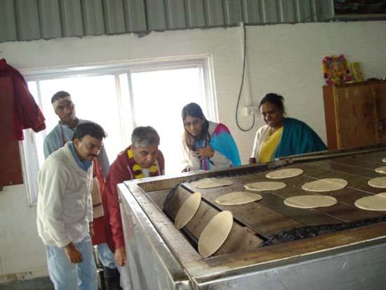 Roti making through Engineering 06