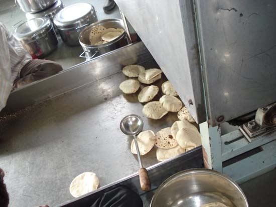 Roti making through Engineering 07