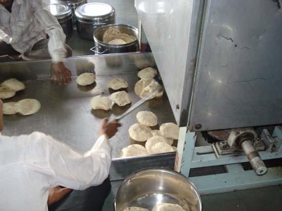 Roti making through Engineering 08