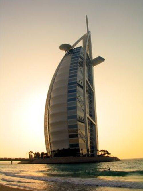 Burj-Al-Arab Hotel, Dubai