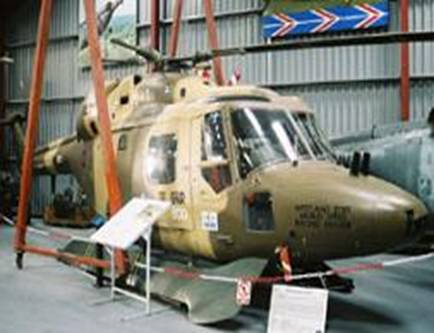 Fastest Helicopter - The Westland Lynx ZB500