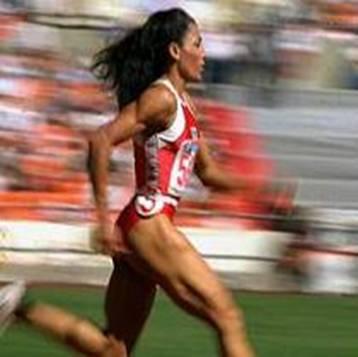 Fastest  Woman - Florence Griffith-Joyner