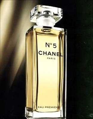 Chanel № 5: Цена $ 1850