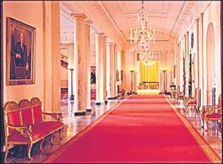 Entrance Hall - White House