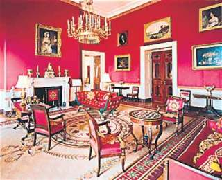 Red Room - White House