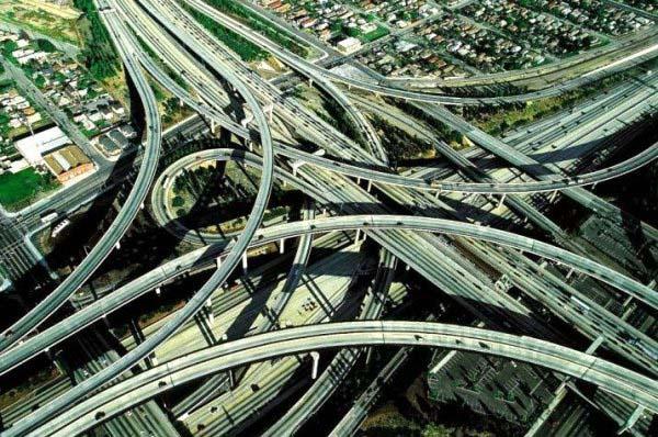 Flyover in Dallas