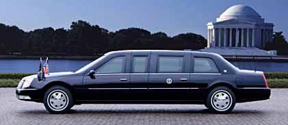 President Car America - Cadillac 1