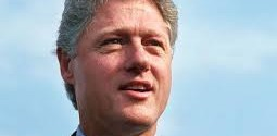 Bill Clinton's name in early age