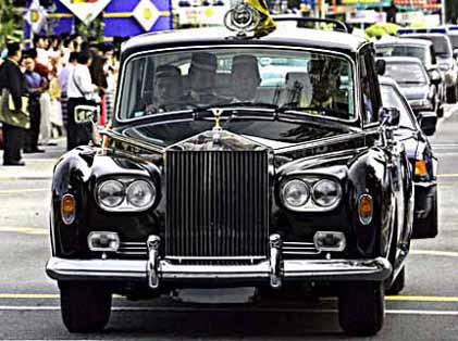 President Car Brunei