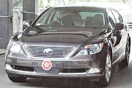 President Car Hong Kong - Lexus 600h
