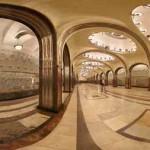 Moscow Metro Subway 06