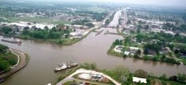 Louisiana loses 30 square miles of land each year
