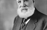 Inventor of telephone – Alexander Graham Bell's wife and mother were both deaf