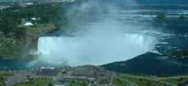 How Niagara Falls Originated