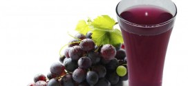 Purple grape juice could protect your heart