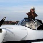 Jessica Cox - armless girl pilot