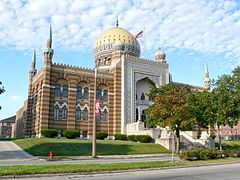 Tripoli Shrine Temple in Milwaukee, Wisconsin