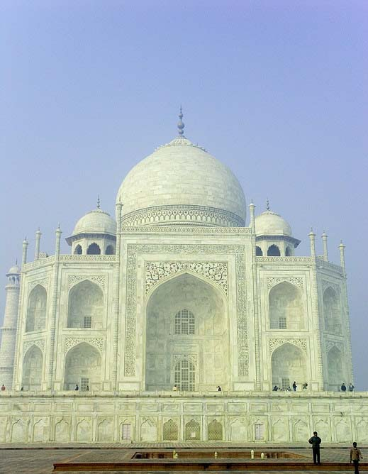 Taj mahal beauty