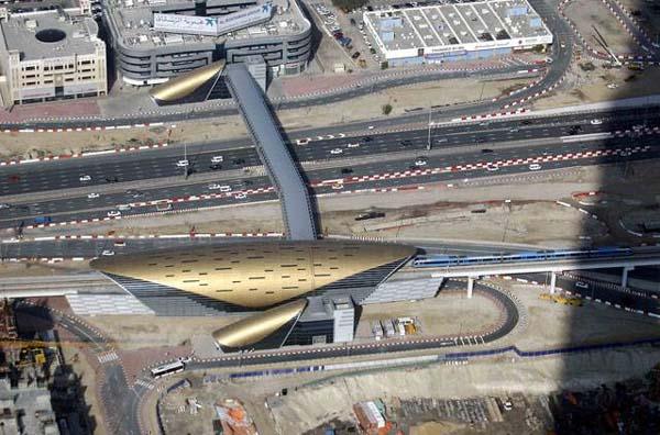burj khalifa top floor view
