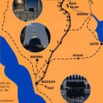Route of Imam Hussain AS