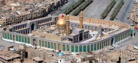 Imam Hussain AS shrine history