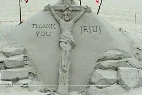 World famous sand sculptures