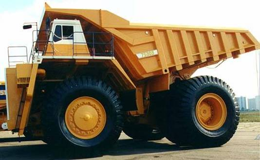 world biggest truck