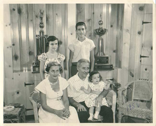 willie mosconi family