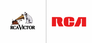 RCA Records logo old vs new