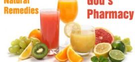 God's pharmacy – Natural remedies