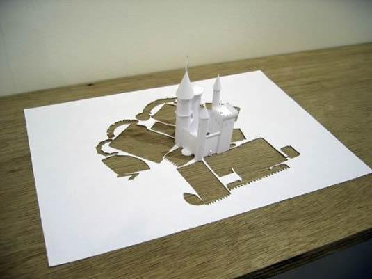paper art 14