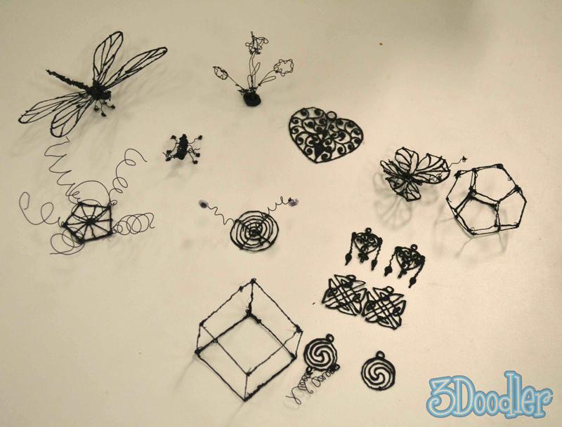 3doodler designs