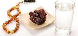 Ramadan diet for better health